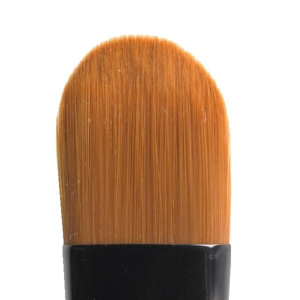 pinceau poil souple pour appliquer fond de teint poudre pinceau professionnel. Black Bedroom Furniture Sets. Home Design Ideas