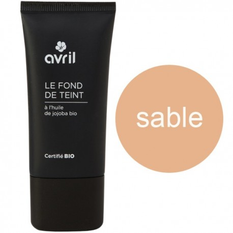 Fond de teint Sable bio - 30ml