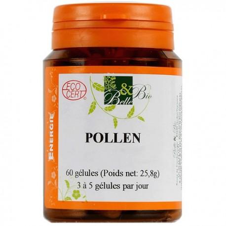 Pollen - Force, Énergie et Tonus