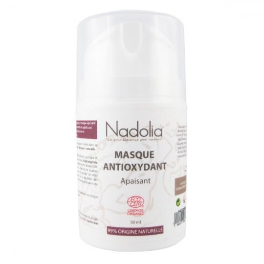 Masque visage Bio Antioxydant 50 ml - Apaisant*