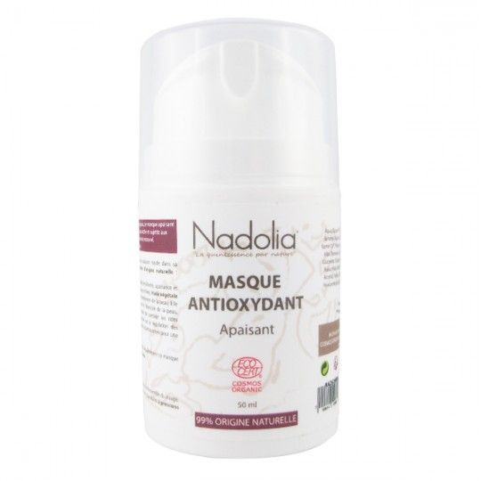 Masque Antioxydant 50 ml - Apaisant