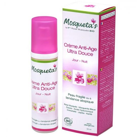 Crème ultra-douce 50 ml - Peau sensible et atopique