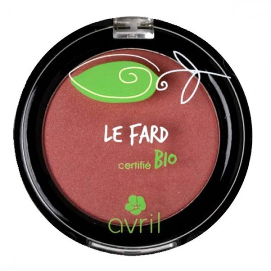 Fard à joues bio - Blush Rose Praline