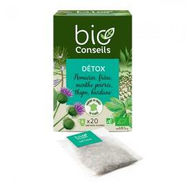 Infusion Bio Détox 20 sachets