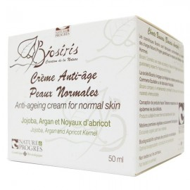 Crème Anti-âge 50ml - Peaux Normales
