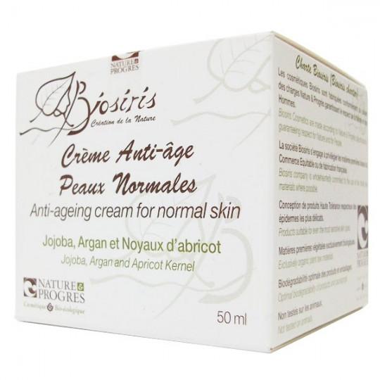 Crème Anti-âge - Peaux Normales