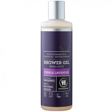 Gel douche à la Lavande Purple 250 ml