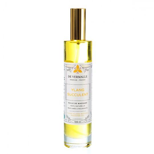 Huile de massage Relaxante 100ml – Ylang Succulent