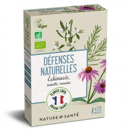Ampoules Bio Sommeil 20x10ml - Aux plantes françaises