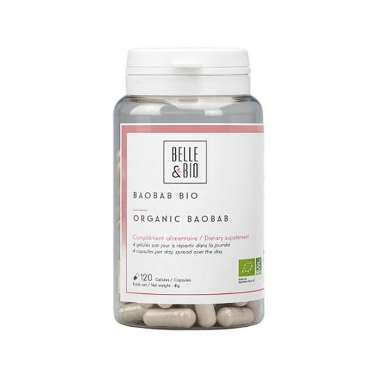 Baobab Bio 120 gélules - Super Antioxydant