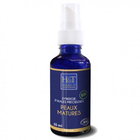 Synergie végétale 50ml – Peaux matures