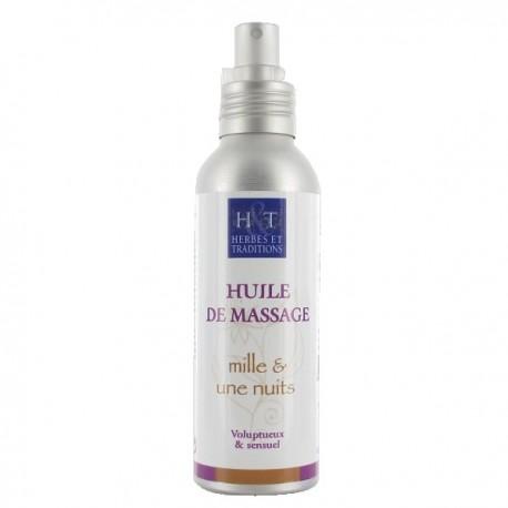 Huile de massage - Mille et une Nuits