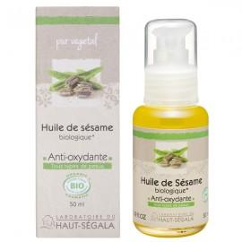 Huile de Sésame 50ml - 100% Pure - Croissance et Beauté Cheveux