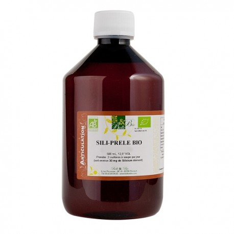 Sili Prêle 500ml - Silicium Organique