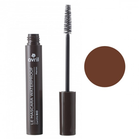 Mascara Marron Bio Waterproof - 10ml