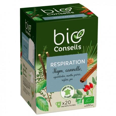 Infusion Bio Respiration 20 sachets