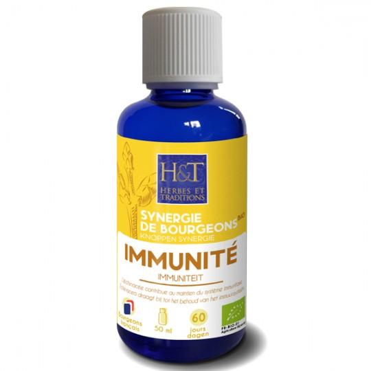 Synergie Gemmothérapie 50 ml - Immunité