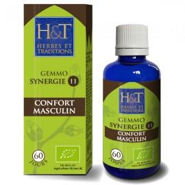 Synergie Gemmothérapie 50 ml - Confort Masculin