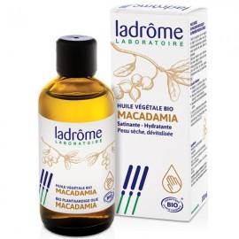 Huile de Macadamia 100ml - Hydratante et Assouplissante
