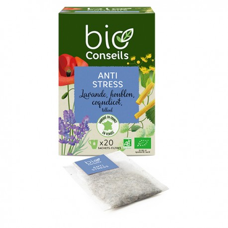 Infusion Bio Anti-stress 20 sachets