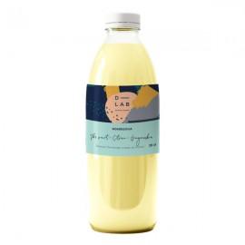 Kombucha Thé Vert Sencha - Citron et Gingembre 25cl
