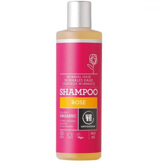 Shampoing à la Rose - Tous types de cheveux
