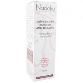 Crème de jour Bio Apaisante Anti-rougeurs 50 ml - Protectrice et Hydratante*
