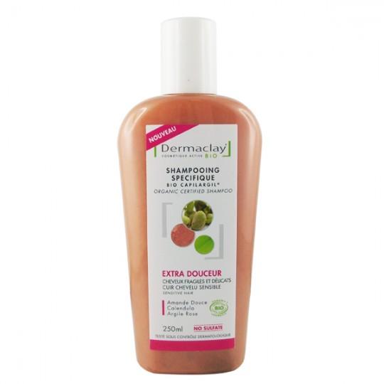 Shampoing douceur à l'argile 250ml – Cuir chevelu sensible