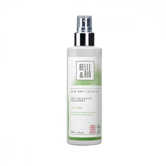 Soin anti-cellulite 200ml – Amincissant et Tonifiant Belle et Bio