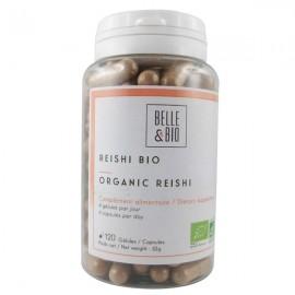 Reishi Bio 120Gélules – Défenses naturelles