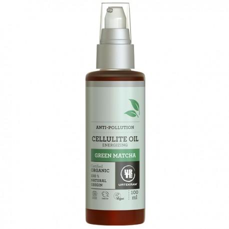 Huile Corps Green Matcha 100 ml - Anti-cellulite