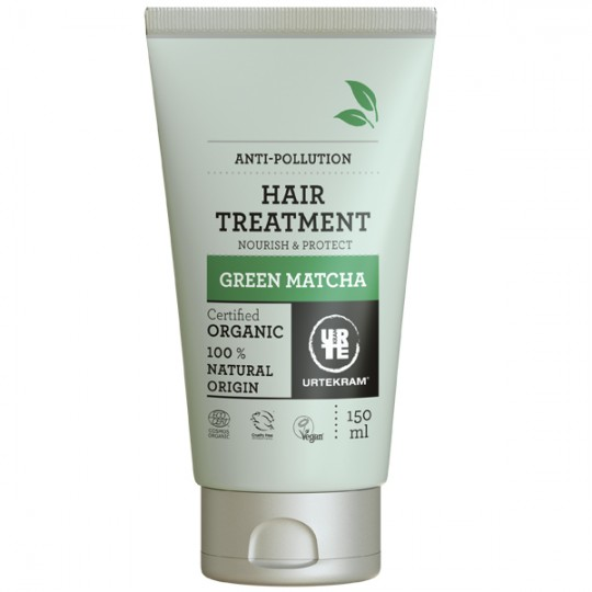 Huile Nourrissante Cheveux Green Matcha 150 ml - Protection Anti-pollution