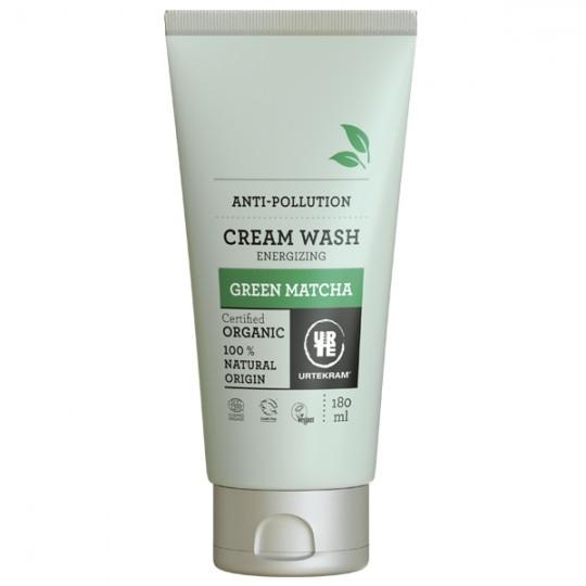 Crème de douche Green Matcha 180 ml - Protection Anti-pollution