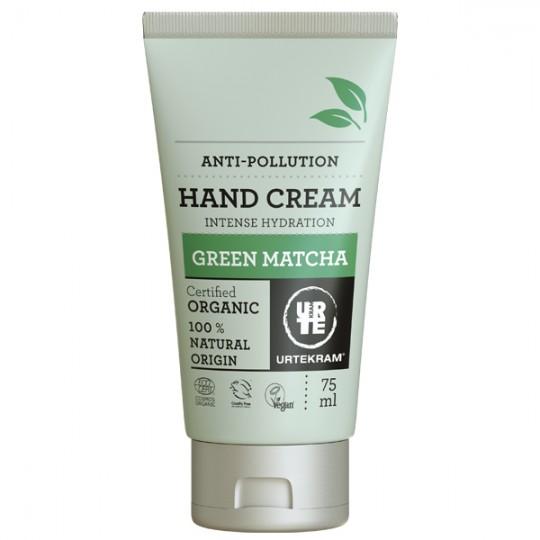 Crème mains Green Matcha 75 ml - Protection Anti-pollution