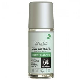 Déodorant à bille Bio Green Matcha 50 ml - Anti-bactérien