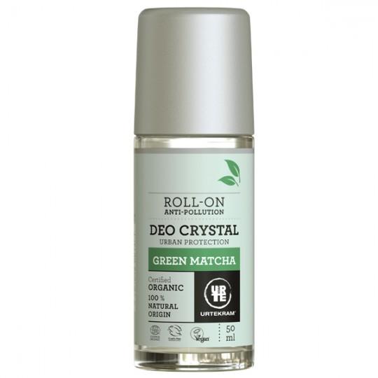 Déodorant à bille Sans alcool Green Matcha 50 ml - Anti-bactérien