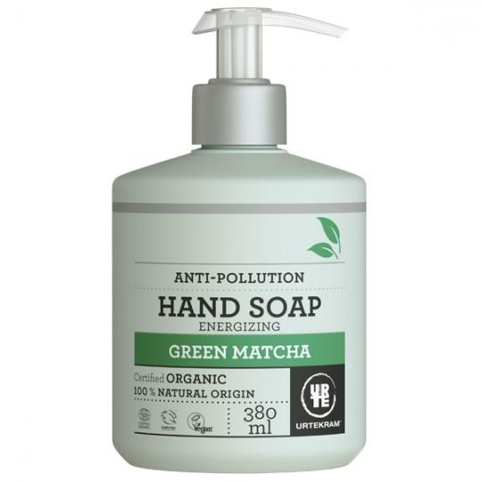 Savon liquide Mains Green Matcha 380 ml - Énergisant