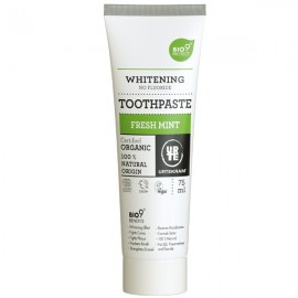 Dentifrice Bio à la Menthe Fraiche Sans Fluor 75ml - Blancheur Bio9®