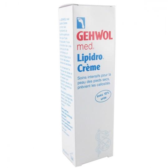 Crème pieds secs callosités 75ml - 10% Urée