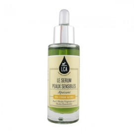 Sérum Peaux Sensibles 30 ml - Apaise les irritations