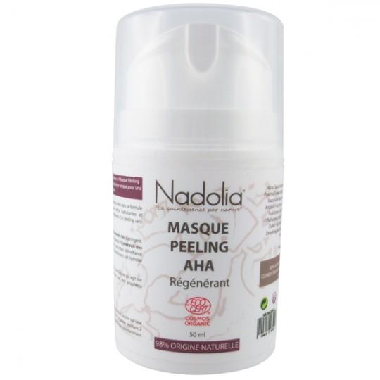 Masque Peeling aux Acides de fruits Bio 50 ml – Régénérant*