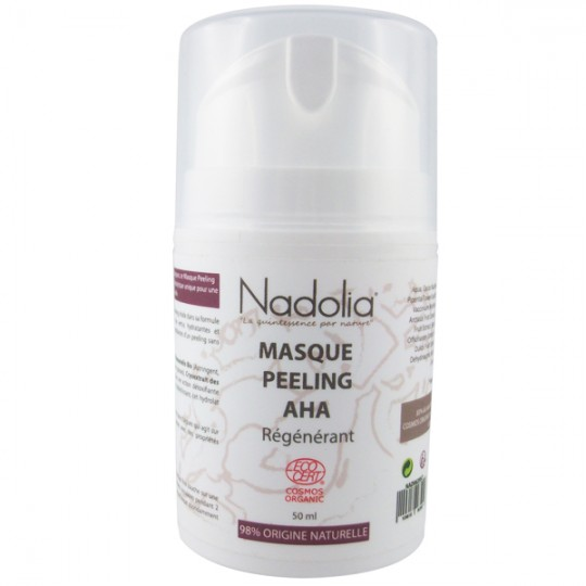 Masque Peeling Bio Aha 50 ml – Régénérant
