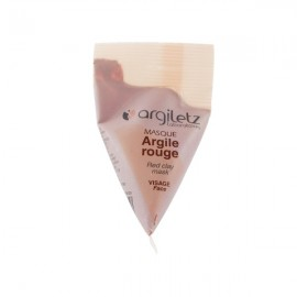 Masque Visage Argile Rouge - Berlingot 15ml