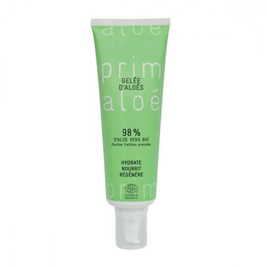 Gelée d'Aloès Bio Pure à 98% 250 ml