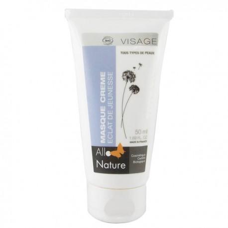 Masque Éclat Jeunesse 50 ml - Hydrate, assouplit et redensifie la peau