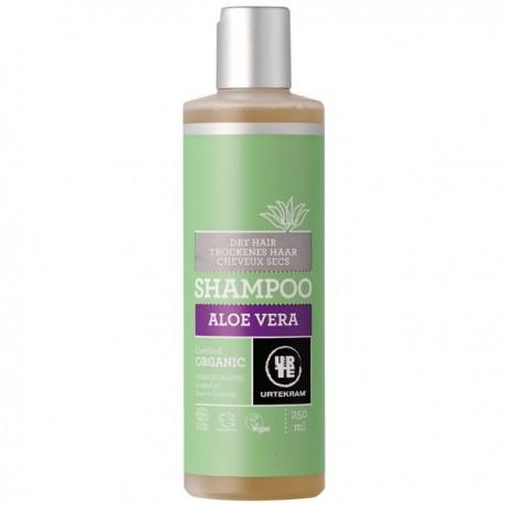 Shampoing à l'Aloé Véra - Cheveux secs et abîmés