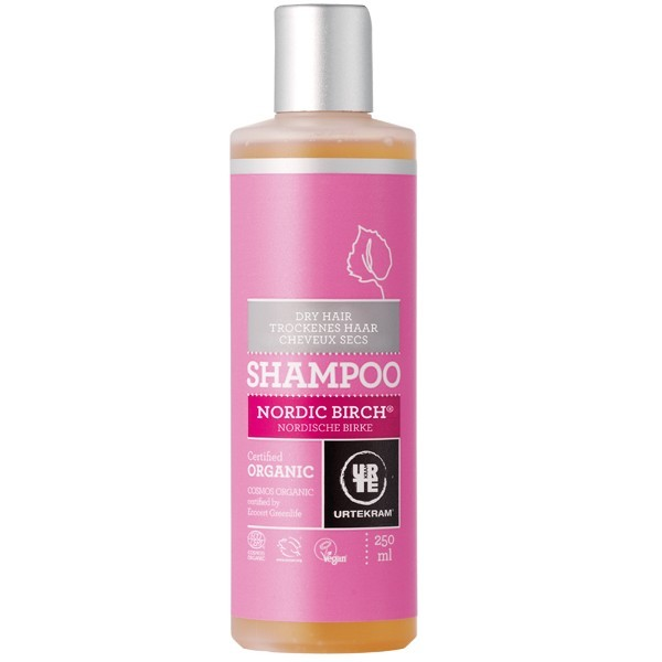 shampoing au bouleau urtekram nordic birch cheveux secs 500 ml. Black Bedroom Furniture Sets. Home Design Ideas