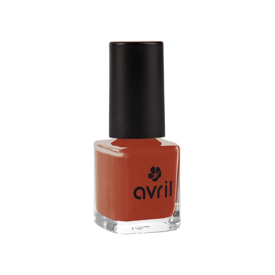 Vernis à ongles Rouge  brique n°863 - 7ml