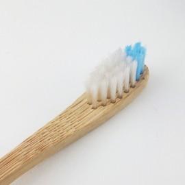 Brosse à dents Souple - Bambou 100% Recyclable - Enfant