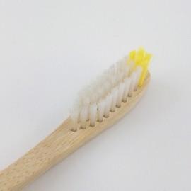 Brosse à dents Souple - Bambou 100% Recyclable - Adulte